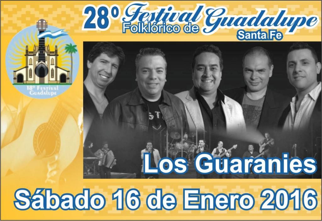FESTIVAL GUADALUPE - Guaranies Guad